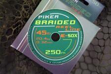 Drennan E-Sox Piker Braided Reel Line - 250m - 45lb