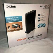 D-Link Amplifi Cloud Router 5700 1750 Mbps 4-Port Gigabit Wireless N (DIR-865L)
