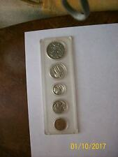 Nice set of vintage U.S.coins in plastic case