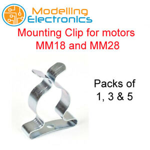 Mounting Clip for motors MM18 and MM28