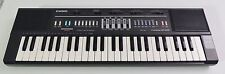 CASIO MT-205 KEYBOARD VINTAGE CASIOTONE SYTHESIZER MT205 PORTABLE ANALOG ELECTRO