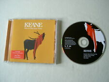 KEANE This Is The Last Time DVD single
