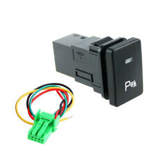 12V Car Parking Lights LED Switch On-Off Button For Toyota Camry Prius Corolla