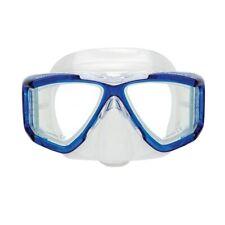 Scuba Diving Snorkeling Mask - Fusion 2 Jr. - New - Blue