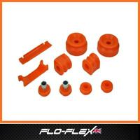 Ford Escort MK4 Front Suspension & Chassis Bushes in Poly Polyurethane- FloFlex