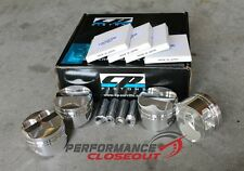 CP Pistons Integra LS GS RS B18a B18a1 B18b B18b1 81.5mm Bore 10.5:1 SC7106