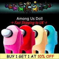 30CM Among Us Plush Soft Stuffed Toy Doll Game Figure Plushie Kids Xmaxs Gift UK