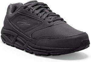 Brooks Women's Addiction Walker (B Width) Walking Shoes, Black