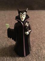 Maleficent Figurine Disney Sleeping Beauty Character Black and Green