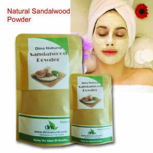 100% Pure & Natural Ayurvedic A Grader Sandalwood Powder Free Ship