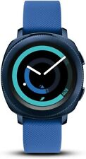 Samsung Gear Sport SM-R600NZBAXAR FITNESS BLUETOOTH GPS WIFI SMART WATCH - BLUE