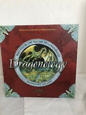Dragonology the Game Fantasy Mythical Magic Board Game Dragon Sealed by Sababa