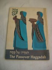 1960 Passover Haggadah Israel Orphans' Home for Girls in Israel