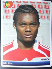 Panini 211 Nelson SL Benfica UEFA CL 2006/07