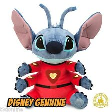 AUTHENTIC DISNEY LILO AND STITCH LARGE 40 cm STITCH IN SPACESUIT PLUSH DOLL TOY