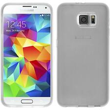 Silicone Case for Samsung Galaxy S6 transparent white Case