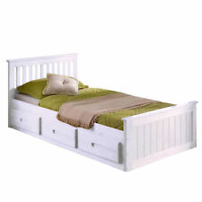 Pine Children's with Storage Bed Mattresses