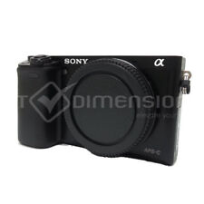 Sony ILCE-6000 Alpha a6000 Body E-mount Black DC Stock in EU