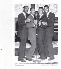 "*Postcard-""The Gladiolas""-Lancaster, SC (Hit-""Stay"")-Shagging In Carolinas (#83)"