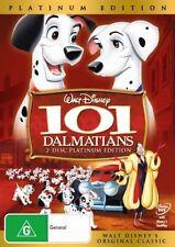 101 DALMATIANS Disney Platinum Ed : NEW 2-DVD - R4
