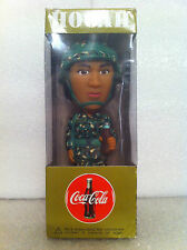 FUNKO COKE US ARMY ATLANTA 228th BIRTHDAY BOBBLE HEAD WACKY WOBBLER *SHELF WEAR*