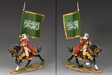 KING And Country arabo flagbearer loa04 loa004 Lawrence of Arabia METALLO