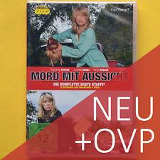 Mord mit Aussicht - Die komplette Staffel 1 - Folge 1 - 13 - 4 DVDs - NEU + OVP