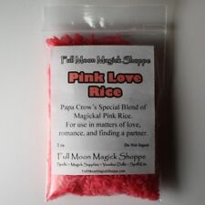 Voodoo Pink Love Rice Soul Mate Partner Marriage Relationship Friend Magic Kit