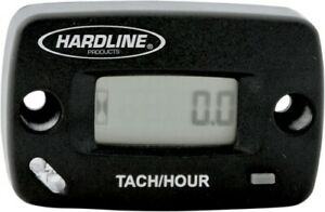 Hardline - HR-8061-2 - Hour/Tach Meter with Log Book 21-1910 2130-0102 722133