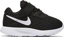 Nike Tanjun (TDV) Negro/Blanco-blanco Tamaño del niño Envío Gratis