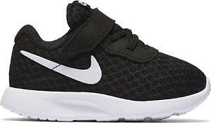 Nike Tanjun (TDV) black/white-white Toddler Size Free Shipping