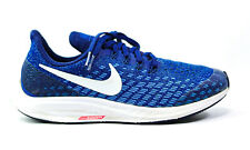 Nike Air Zoom Pegasus 35 (GS) Youth/Women's Running Shoes Blue White 5.5Y