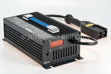 NEW 48 Volt EzGo Golf Cart Battery Charger Ez Go 48V 15 Amps Ez-Go PowerWise