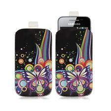 Housse coque étui pochette pour Samsung Galaxy Ace S5830 avec motif HF05