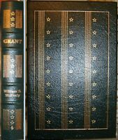 GRANT A Biography by William S. McFeely Easton Press Leather Like New 1981