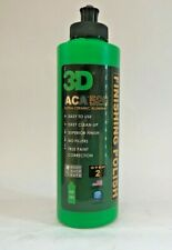 3D ACA 520 Alpha Ceramic Alumina Finishing Polish  Farecla 3M Rupes