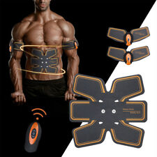 Smart ABS Stimulator Training Fitness Gear Muscle Abdominal Toning Belt Fit 2018