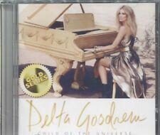 DELTA GOODREM - CHILD OF THE UNIVERSE - CD