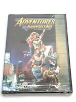 Adventures in Babysitting 1987 PG-13 action comedy movie, new DVD Elisabeth Shue