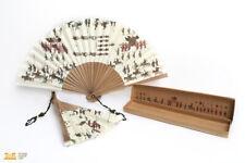 [National Museum Of Korea] Royal Protocol Folding Fan 1Ea