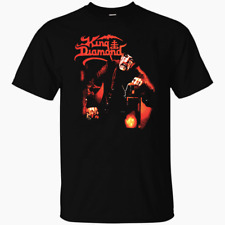 Vintage King Diamond Tour T-shirt Reprint Tee Men All Size S M L XL 234XL PP448
