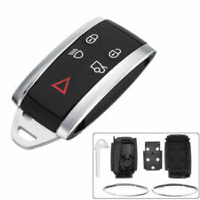 Smart Sans Clé Coque pour JAGUAR X S F type XJ XK XF XKR 5 Clé Bouton