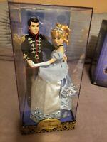 disney fairytale designer collection Cinderella and Prince Charming