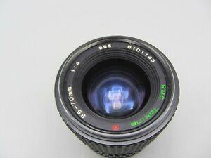 RMC Tokina 35-70mm F4 Olympus OM Mount Lens For SLR/Mirrorless Cameras