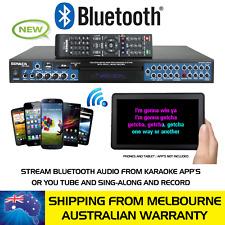 PRO MP4000 KARAOKE MACHINE CD+G,DVD,MP3+G,BLUETOOTH,AV RCA,HDMI,SONGBOOK - LOCAL
