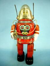 Used Astronaut Electric Nomura Toy robot Hight 33cm From Japan F/S Registered