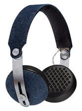 The House of Marley Rise BT Denim Headband Headsets