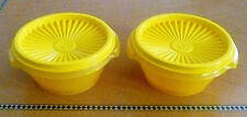 Tupperware Free Shipping Servalier New Set 2 (1 1/2 cup)