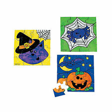 Halloween CYO,  Slider Puzzle (set 3) or Cardboard Boxed Puzzles (set 2)