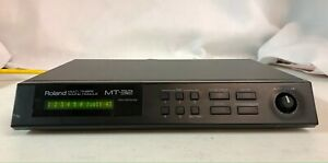 ROLAND MT-32 MULTI TIMBRE SOUND MODULE SYNTHESIZER